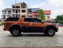 Bán Ford Ranger Wildtrak đời 2016 độ nhiều đồ chơi