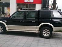Cần bán xe Ford Ranger XLT đời 2006, màu đen
