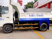 Xe Ben Tự Đỗ Hino FC 6 tấn - 5 khối
