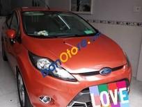 Bán Ford Fiesta 1.6AT sản xuất năm 2011, màu đỏ, xe nhập