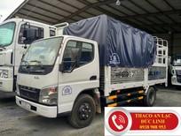 Bán xe tải Fuso Canter 1,99 tấn, thùng dài 4,35m. Chạy trong thành phố, giá 559 triệu