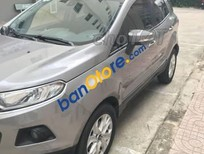 Bán ô tô Ford EcoSport sản xuất 2014, màu bạc, máy móc êm ru