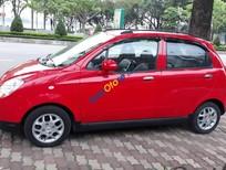 Bán Daewoo Matiz Super sản xuất năm 2007, màu đỏ, nhập khẩu, xe đẹp