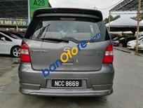 Chính chủ bán Nissan Grand livina 1.8 AT năm sản xuất 2011, màu xám, xe đẹp