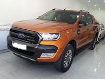 Cần bán xe Ford Ranger Wildtrak 3.2AT 4x4 2015, màu đỏ, 762 triệu