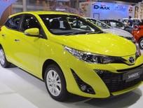 Bán ô tô Toyota Yaris 1.5G đời 2018, màu xanh lục, nhập khẩu nguyên chiếc, giá tốt