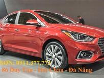 Bán Hyundai Accent mới 2018, màu đỏ, giá 425tr,góp 90%xe,LH Ngọc Sơn: 0911.377.773