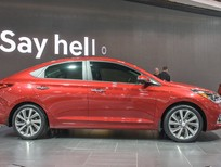 Cần bán xe Hyundai Accent mới 2018, màu đỏ,góp 90%xe,LH Ngọc Sơn:0911377773