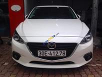 Bán xe Mazda 3 1.5AT đời 2017, màu trắng, nhập khẩu, chính chủ