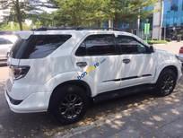 Cần bán xe Toyota Fortuner TRD năm sản xuất 2015, màu trắng