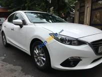 Bán Mazda 3 1.5, màu trắng sx 2016, tư nhân biển Hà Nội đẹp