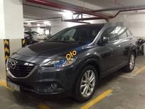 Cần bán gấp Mazda CX 9 đời 2012, màu xanh xám