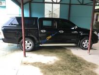Bán Toyota Hilux E đời 2009 4x2 MT, màu đen, nhập khẩu