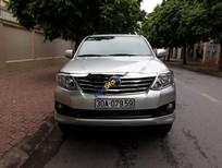 Bán xe Fortuner 2.7V 2014, chính chủ đi rất ít giờ mới được 1,8 vạn km
