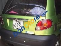Chính chủ bán ô tô Daewoo Matiz 2004, màu xanh lục