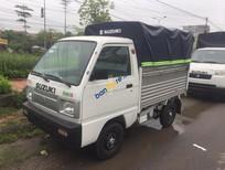 Bán Suzuki tải 5 tạ, giá rẻ, khuyến mại 100% thuế trước bạ khi mua xe