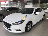 Cần bán xe Mazda 3 sản xuất 2018, màu trắng, giá chỉ 658 triệu