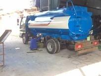 Ô tô xitec chở xăng dầu Thaco 6 khối