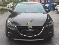 Cần bán Mazda 3 1.5 năm 2017, màu nâu