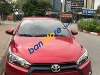 Bán xe Toyota Yaris đời 2014, màu đỏ, xe nhập như mới, giá tốt
