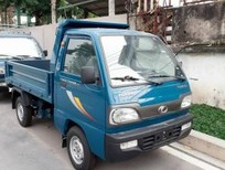 Bán xe Thaco Towner 800KG 2018, màu xanh, nhập khẩu chính hãng, giá tốt nhất