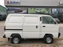 Bán Suzuki Super Carry Van- Xe Tải Suzuki van Euro 4 sản xuất năm 2018, màu trắng, 285tr