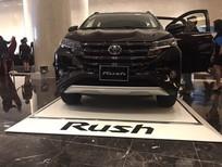 Bán Toyota Rush 7 chỗ đời 2019, nhập khẩu nguyên chiếc, giao xe quý 4/18, hỗ trợ trả góp tới 90%