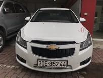 Bán ô tô Chevrolet Cruze LS 1.6MT 2015, màu trắng,  Xe đki 2015 rất đẹp