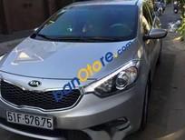 Cần bán xe Kia K3 sản xuất năm 2015, màu bạc, giá chỉ 495 triệu