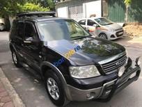 Cần bán lại xe Ford Escape XLT 2005, màu đen chính chủ, giá tốt