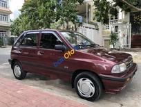 Cần bán xe Kia CD5 sản xuất 2003, màu đỏ, giá chỉ 116 triệu