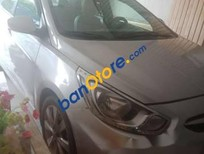 Cần bán lại xe Hyundai Accent sản xuất 2011, màu bạc, 320 triệu