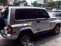 Cần bán nhanh xe Sangyong Korando đời 2004