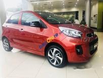Cần bán xe Kia Morning năm sản xuất 2018, màu đỏ, giá tốt