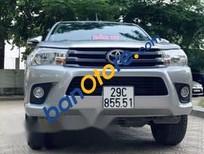Bán xe Toyota Hilux MT sản xuất năm 2016, màu bạc, nhập khẩu như mới, 580 triệu