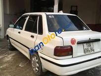 Cần bán xe cũ Kia Pride đời 2002, màu trắng, giá tốt