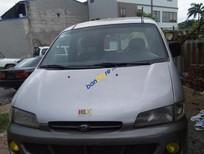 Bán ô tô Hyundai Starex bán tải 3 chỗ sản xuất 1999, màu bạc máy dầu 80triệu
