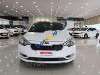Bán Kia K3 1.6MT sản xuất 2015, màu trắng, giá chỉ 488 triệu