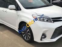 Bán Toyota Sienna AT năm 2018, màu trắng, xe mới 100%
