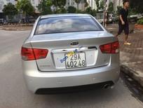 Cần bán xe Kia Forte SLI 1.6 AT năm sản xuất 2009, màu bạc, nhập khẩu nguyên chiếc giá cạnh tranh