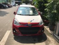 Hyundai Grand i10 1.0 - Số tự động, màu đỏ, giá chỉ 380 triệu