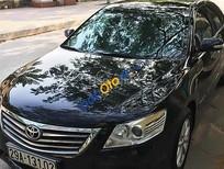 Bán Toyota Camry sản xuất năm 2011, màu đen, xe nhập