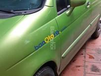 Cần bán gấp Daewoo Matiz sản xuất 2008, màu xanh lục mới 95%, giá tốt 79triệu