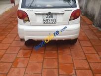 Cần bán lại xe Daewoo Matiz đời 2007, màu trắng chính chủ