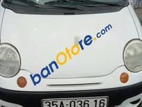 Cần bán gấp Daewoo Matiz SE năm sản xuất 2008, màu trắng, giá tốt