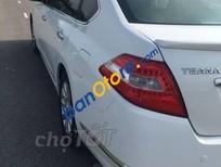 Bán xe Nissan Teana năm sản xuất 2010, màu trắng như mới, giá chỉ 495 triệu