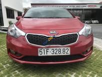 Bán Kia K3 1.6 AT đời 2015, màu đỏ, giá cạnh tranh