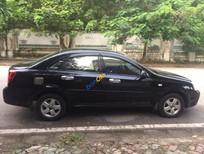Cần bán lại xe Daewoo Lacetti 2009, màu đen còn mới
