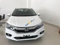 Bán Honda City 1.5 Top đời 2018, màu trắng