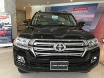 Bán ô tô Toyota Land Cruiser 4.6VX năm sản xuất 2021 màu đen, nhập khẩu nguyên chiếc